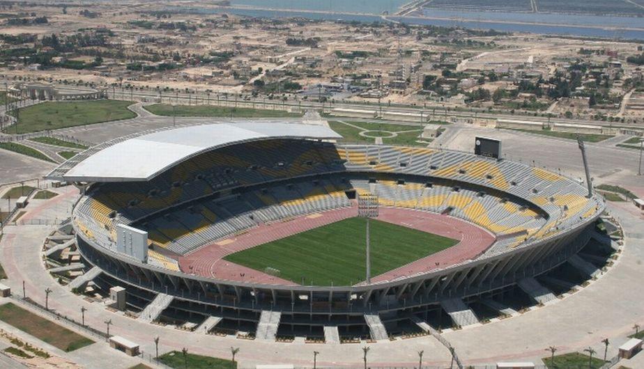 Estadio Arab El Borg