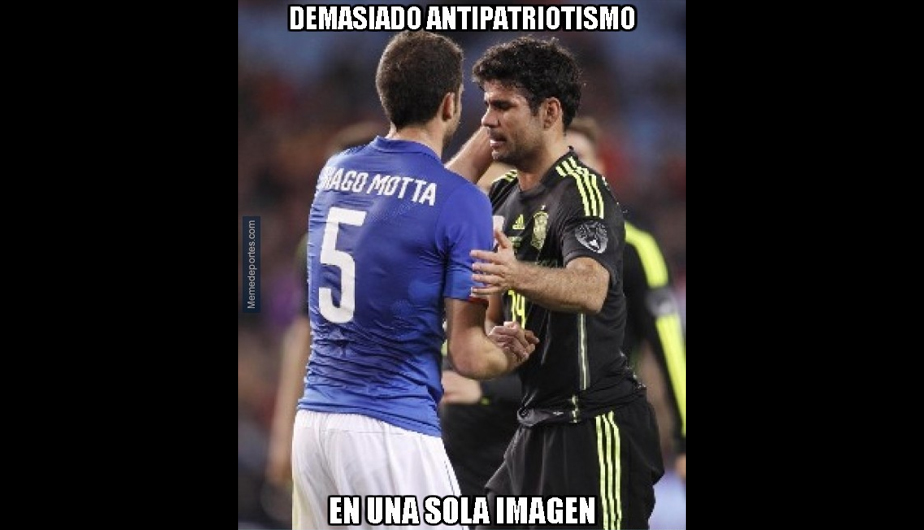 Memes de la Fecha FIFA: Neymar, Messi ,Costa y mas