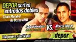 Estos son los ganadores de las entradas para la pelea de 'Chiquito' Rossel - Noticias de palomino ojeda
