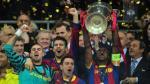 Carles Puyol: el día que le cedió la Champions League a Eric Abidal