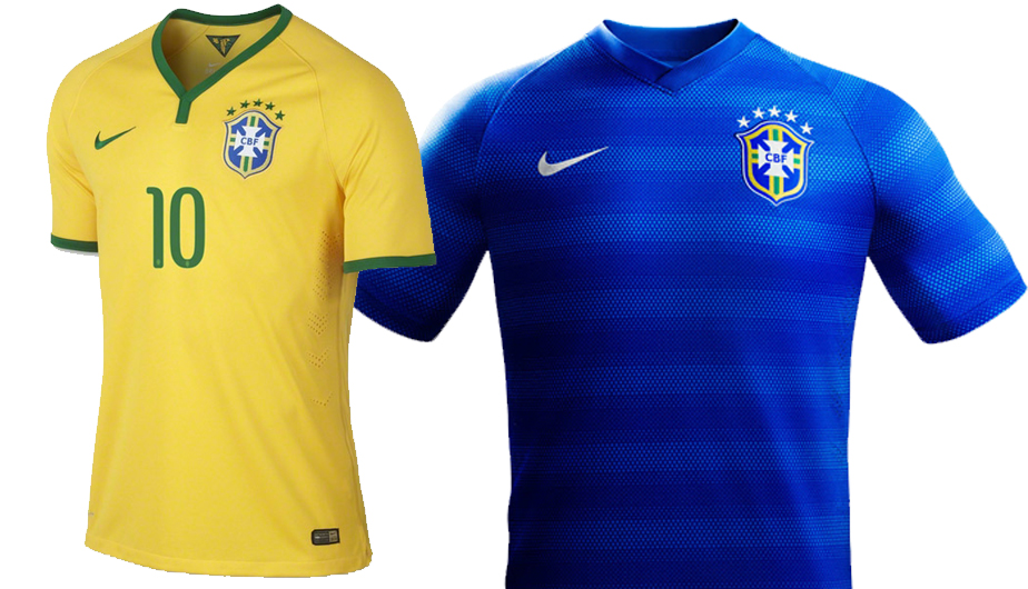Mundial Brasil 2014 y las camisetas de los países clasificados (FOTOS) ab790efb5af88