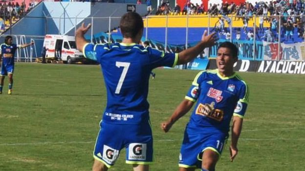Sporting Cristal venció 3-1 a Inti Gas en Ayacucho (VIDEO)