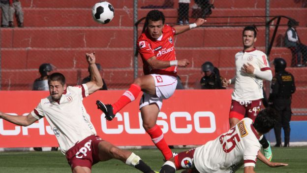 Cienciano derrotó 1-0 a Universitario por la Copa Inca (VIDEO)