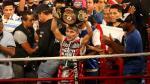 'Chiquito' Rossel venció a Gabriel Mendoza y retuvo su título mundial AMB (VIDEO)