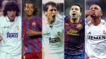 Real Madrid vs. Barcelona: los 5 mejores goles de los Clásicos en el Bernabéu (VIDEOS)