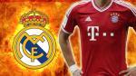 Real Madrid fichó a delantero crack del Bayern Munich