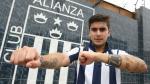 """Víctor Cedrón: """"Mi primer gol con Alianza Lima se lo dedicaré a mi abuelo"""""""