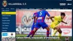 Edison Flores: Villarreal le deseó suerte en Universitario
