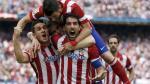 Atlético de Madrid venció 1-0 a Villarreal y es líder de la Liga BBVA (VIDEO)