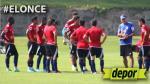 Sporting Cristal: conoce el once titular que jugará ante Real Garcilaso