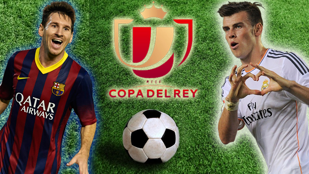 Barcelona vs. Real Madrid en vivo por la final de la Copa del Rey