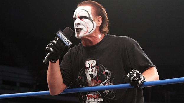 WWE: Sting debutó por lo alto en el Survivor Series 2014 ...
