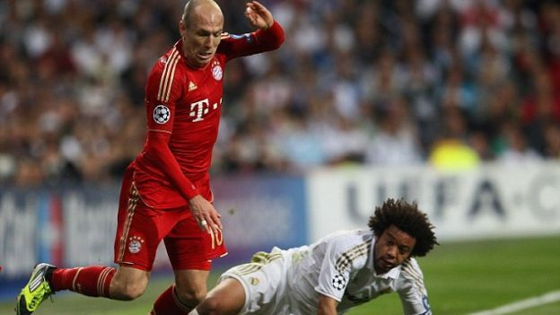 Real Madrid vs. Bayern Munich por la Champions League