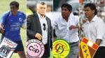 Segunda División: conoce a los 16 técnicos que buscan el ascenso