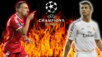 Bayern Munich vs. Real Madrid: estas son las alineaciones confirmadas