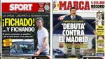 Barcelona: prensa española da por hecho a Luis Enrique como nuevo entrenador