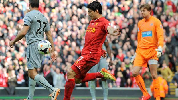 Image Result For Liverpool Vs Newcastle United Voley Vivo