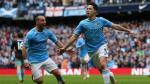 Samir Nasri y el golazo que asegura el título del Manchester City (VIDEO)