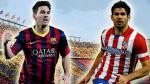 Barcelona vs. Atlético de Madrid: estas son las alineaciones