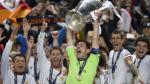 Real Madrid campeón: el histórico momento alzando su décima Champions League