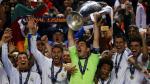 Real Madrid es campeón de Champions League y levantó la Décima
