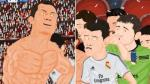 Real Madrid y la divertida parodia tras ganar la Champions League