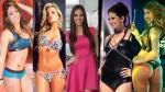 Esto es Guerra y Combate: ¿Qué otra modelo debe imitar a Vania Bludau? - Noticias de vanessa jerí desnuda