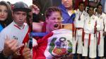 Tres campeones mundiales peruanos en dos semanas