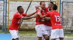 Unión Comercio goléo 4-0 a Los Caimanes en Moyobamba con 10 jugadores