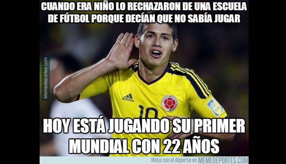 Grecia checa los memes que dejaron la goleada colombiana (FOTOS)