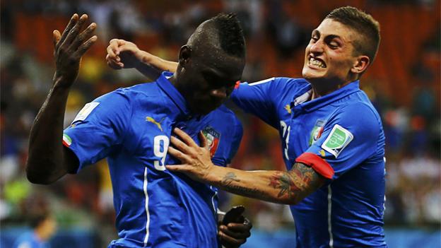 La selección de Italia ganó a Inglaterra en la Eurocopa de 2012. (AFP/Grupo ATV)