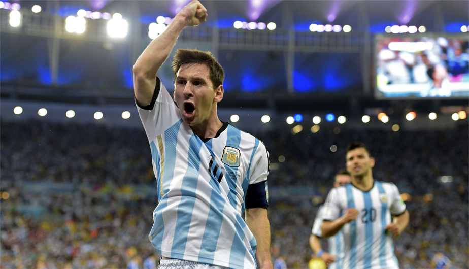 Messi conquista Twitter y rompe records de menciones después del gol a Bosnia
