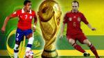 España vs. Chile: onces confirmados con dos cambios en el campeón mundial