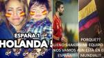 Shakira 'chotea' a Gerard Piqué para celebrar con Colombia (FOTOS)