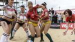 Alemania vs. Ghana: actrices porno en body painting calentaron la previa (FOTOS) - Noticias de actriz porno