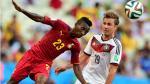 Alemania y Ghana igualaron 2-2 por el Mundial de Brasil 2014 (VIDEO) - Noticias de michael essien