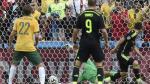 David Villa conquistó 4 récords tras anotar de taco en el España vs. Australia (FOTOS) - Noticias de fernando morientes