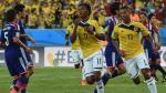 Colombia destrozó 4-1 a Japón e hizo puntaje perfecto en el Mundial Brasil 2014 - Noticias de alberto zaccheroni