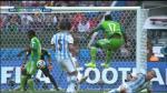 Brasil 2014: el Brazuca rompió brazo a jugador de Nigeria ante Argentina (FOTOS) - Noticias de brazuca