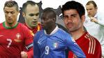 Brasil 2014: ¿Cuál fue la estrella que menos brilló en el Mundial?