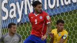 Brasil vs. Chile: jefe de prensa brasileño le habría pegado a Mauricio Pinilla - Noticias de howard webb