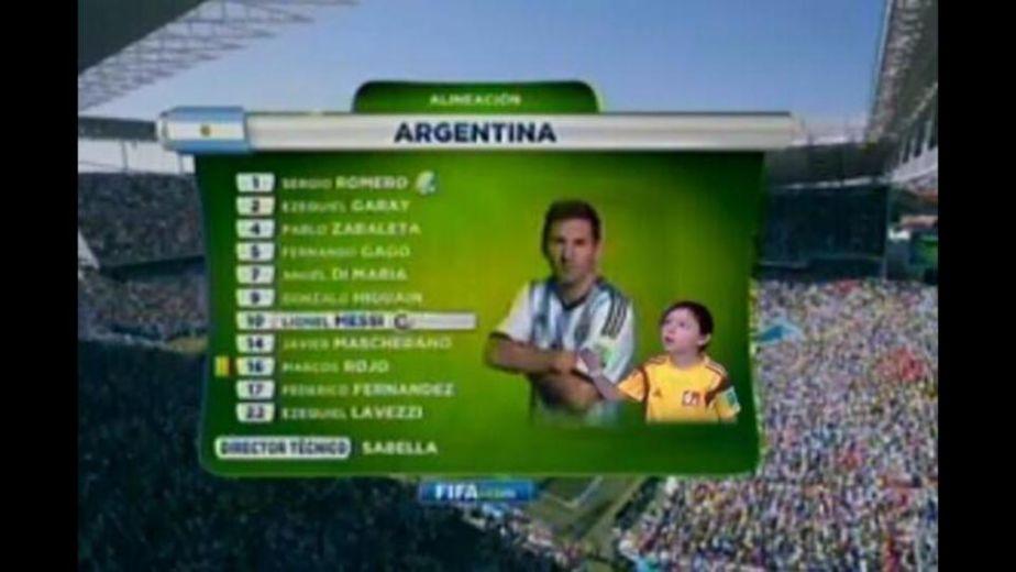 Argentina vs. Suiza mira los mejores memes del partido