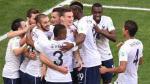 Francia venció 2-0 a Nigeria y clasificó a cuartos de final del Mundial 2014 - Noticias de selección nigeriana