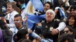 Brasil 2014: gol de Ángel Di María sacudió todo Buenos Aires (VIDEO)