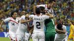 Costa Rica y los 3 secretos de su éxito en el Mundial de Brasil 2014 - Noticias de luis lizano