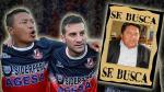 José Gálvez: jugadores buscan al presidente para que les pague - Noticias de augusto sipion