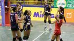 Selección Peruana de Vóley venció 3-1 a Chile y se clasificó al Mundial de Menores