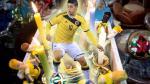 James Rodríguez y 7 fotos de la 'macumba' que lo habría frenado en Brasil 2014 - Noticias de curanderos