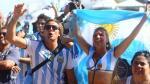 Argentina vs. Bélgica: Depor vivió la fiesta del Fan Fest en Río de Janeiro (VIDEO) - Noticias de mar de copas