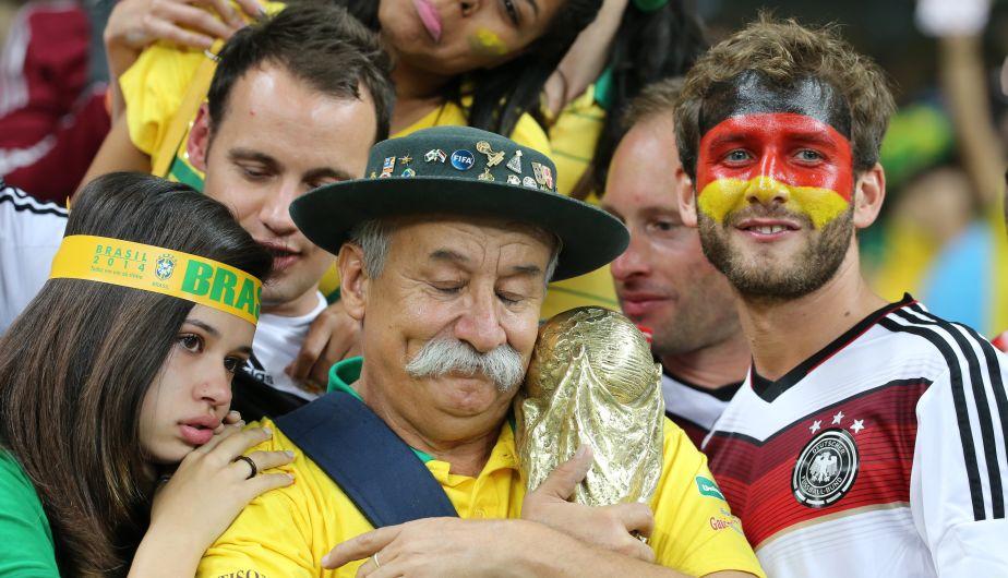 Alemania 7-1 Brasil: Depor estuvo en la goleada alemana en